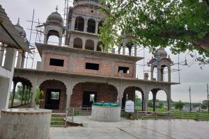 Dharshini Jodi gurdwara boli saheb pehowa haryana